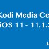Install Kodi Media Center for iOS 11 - 11.1.2