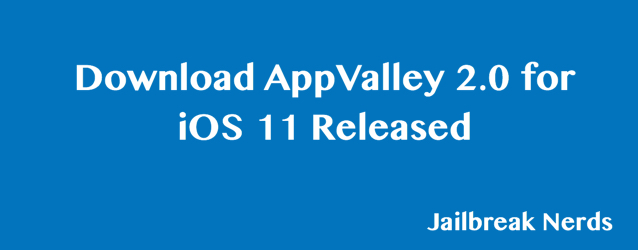 Download AppValley 2.0 without Jailbreak on iPhone