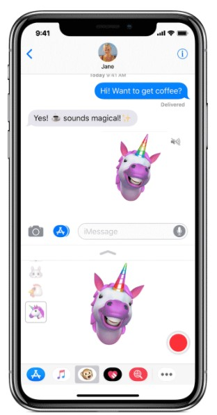 SUPERMoji iOS 11 Animoji