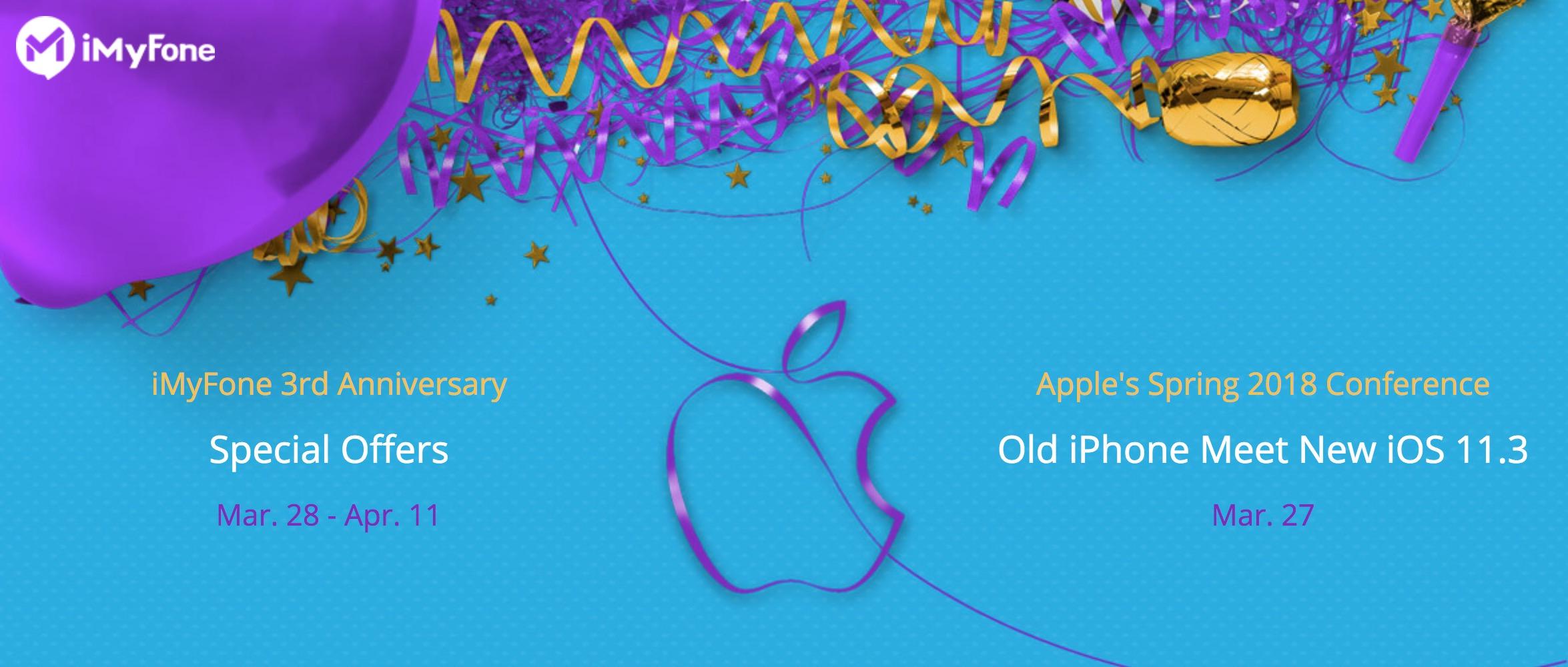 Win iMyFone Umate Saver App free for iOS 11