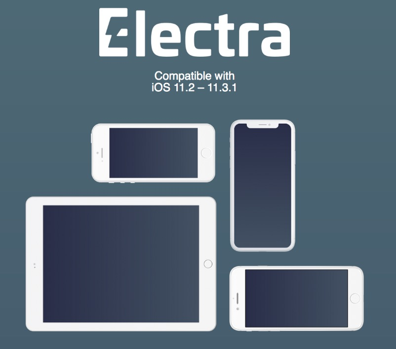 Electra1131 Untethered Jailbreak for iOS 11.3 and iOS 11.4