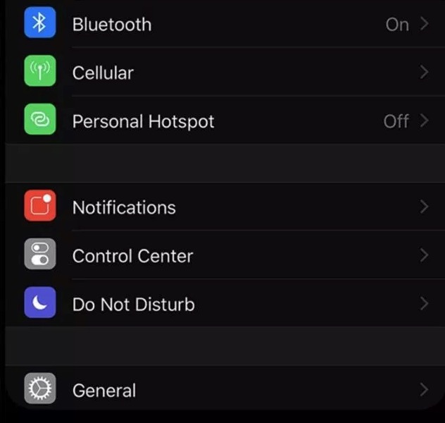 Install System Wide Dark Mode Theme for iOS 12 on iPhone [No Jailbreak]
