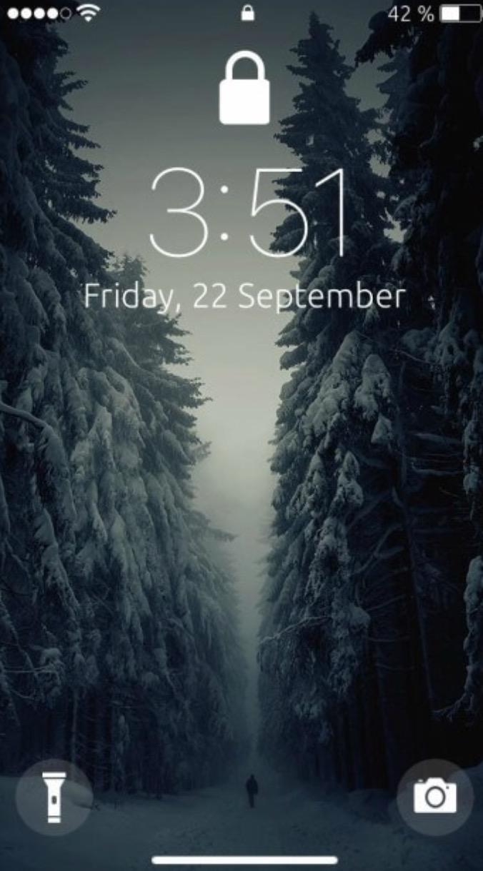 iPhone X Swiper Tweak iOS 12