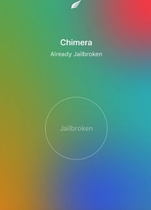 Chimera iOS 12 Jailbreak